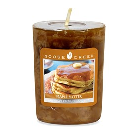 Maple Butter Scented Votive