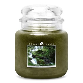 Patchouli Leaves 16oz Scented Candle Jar