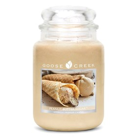 Peanut Butter Sugar 24oz Scented Candle Jar