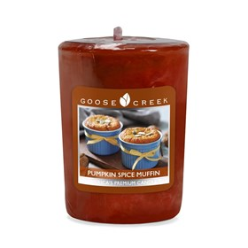 Pumpkin Spice Muffin Scented Votive