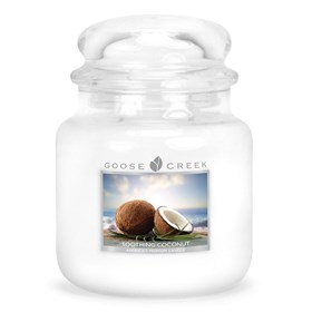 Soothing Coconut 16oz Scented Candle Jar