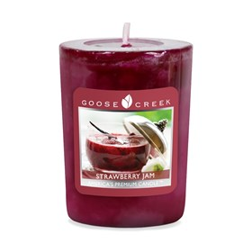 Strawberry Jam Scented Votive