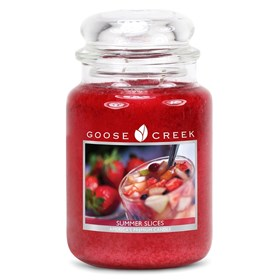 Summer Slices 24oz Scented Candle Jar