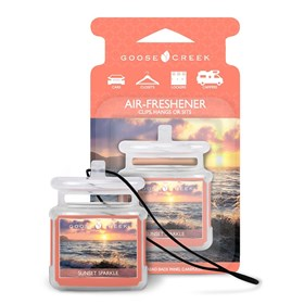 Sunset Sparkle Air Freshener