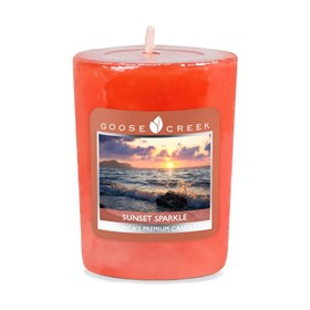 Sunset Sparkle Scented Votive