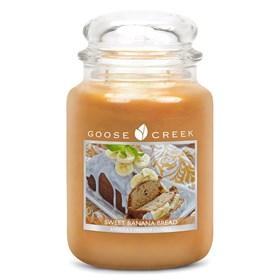 Sweet Banana Bread 24oz Scented Candle Jar