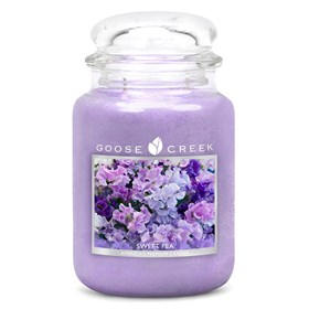 Sweet Pea 24oz Scented Candle Jar