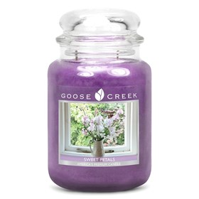 Sweet Petals 24oz Scented Candle Jar