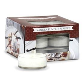 Vanilla Pumpkin Waffle Scented Tea Lights