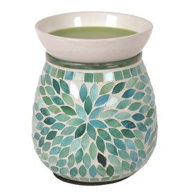 Mint Petals Electric Wax Melt Burner
