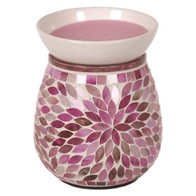 Electric Wax Melt Burner - Pink Petals