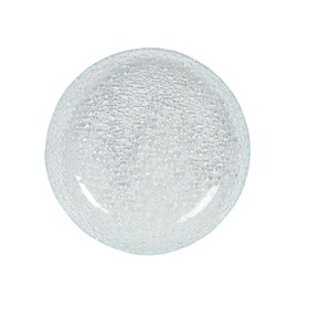 Clear Candle Plate
