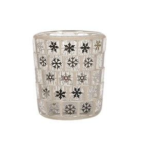 Snowflake Votive Holder