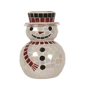 Snowman Wax Melt Burner