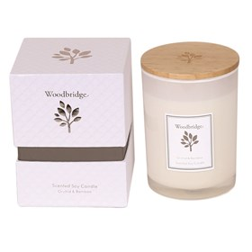 Orchid & Bamboo Medium Soy Candle
