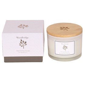 Orange Blossom Large Soy Candle