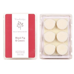Black Fig & Cassis Soy Wax Melt Pack