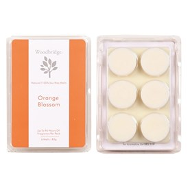 Orange Blossom Soy Wax Melt Pack