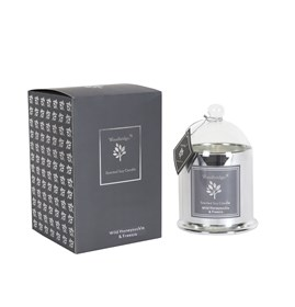 Wild Honeysuckle & Freesia Medium Bell Candle Jar