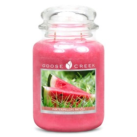 Watermelon Patch 24oz Scented Candle Jar