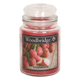 Oriental Lycheee Woodbridge Large Scented Candle Jar