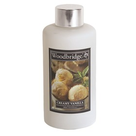 Creamy Vanilla - Reed Diffuser Liquid Refill Bottle