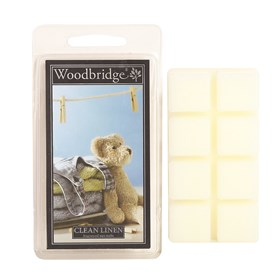 Clean Linen Woodbridge Scented Wax Melts
