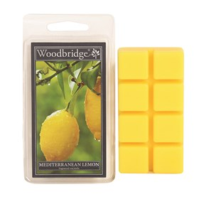 Mediterranean Lemon Woodbridge Scented Wax Melts