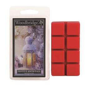 Festive Snowfall Woodbridge Scented Wax Melts