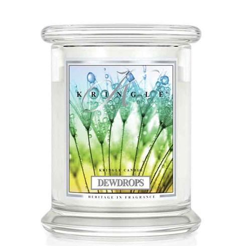 Dewdrops 14.5oz Candle Jar