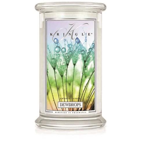 Dewdrops 22oz Candle Jar