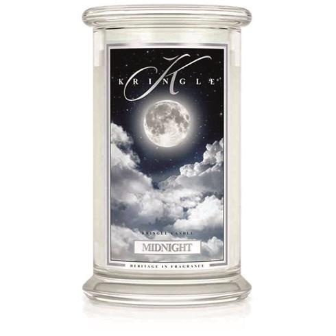 Midnight 22oz Candle Jar