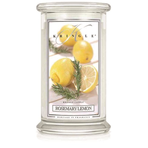 Rosemary Lemon 22oz Candle Jar