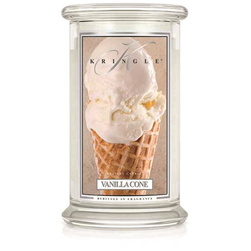 Vanilla Cone 22oz Candle Jar
