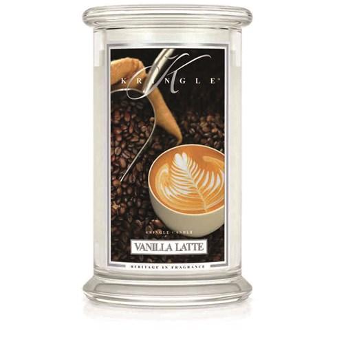 Vanilla Latte 22oz Candle Jar
