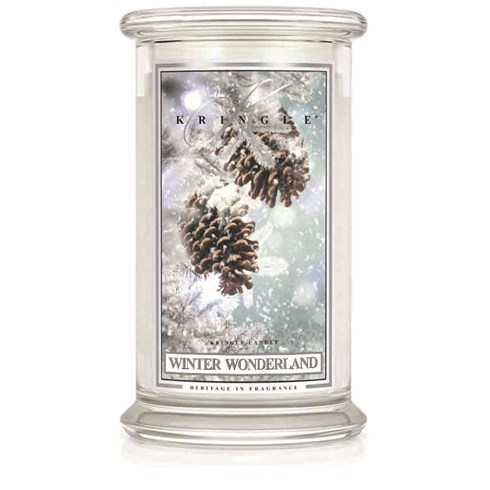 Winter Wonderland 22oz Candle Jar