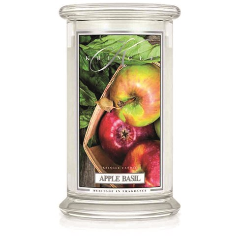 Apple Basil 22oz Candle Jar