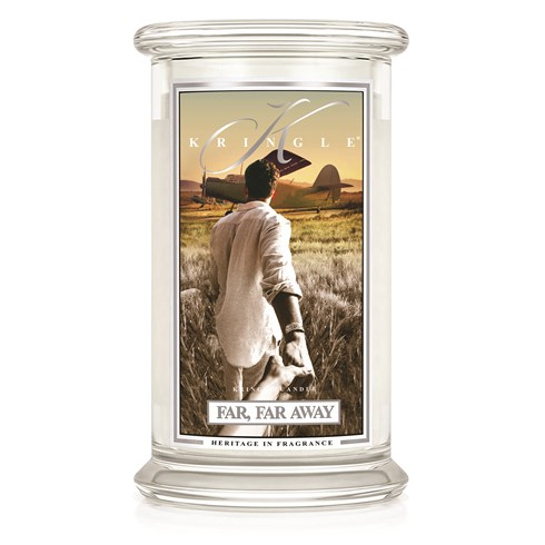 Far, Far Away 22oz Candle Jar
