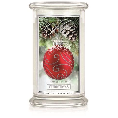 Christmas 22oz Candle Jar