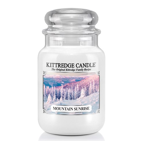 Mountain Sunrise 23oz Candle Jar