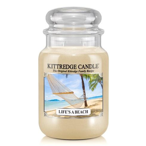 Life's A Beach 23oz Candle Jar