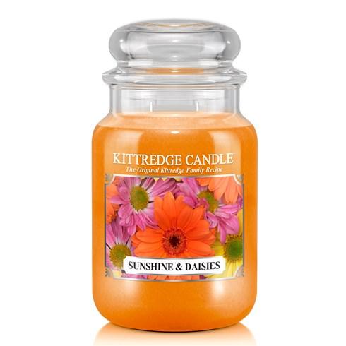 Sunshine & Daisies 23oz Candle Jar