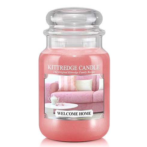 Welcome Home 23oz Candle Jar