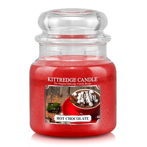 Hot Chocolate 16oz Candle Jar