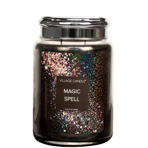 Magic Spell Village Candle 26oz Scented Candle Jar
