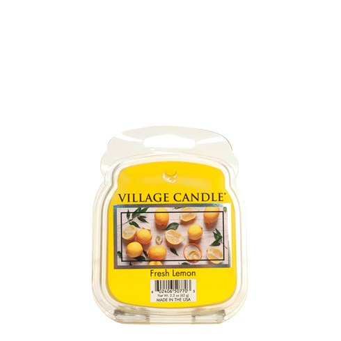 Fresh Lemon Village Candle Scented Wax Melts