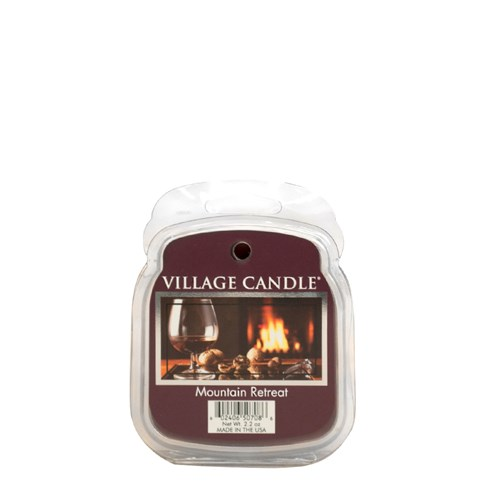 Mountain Retreat Village Candle Scented Wax Melts