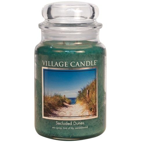 Secluded Dunes Village Candle Large Scented Jar