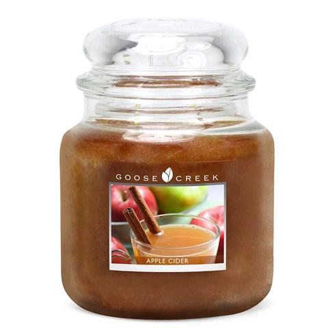 Apple Cider 16oz Scented Candle Jar