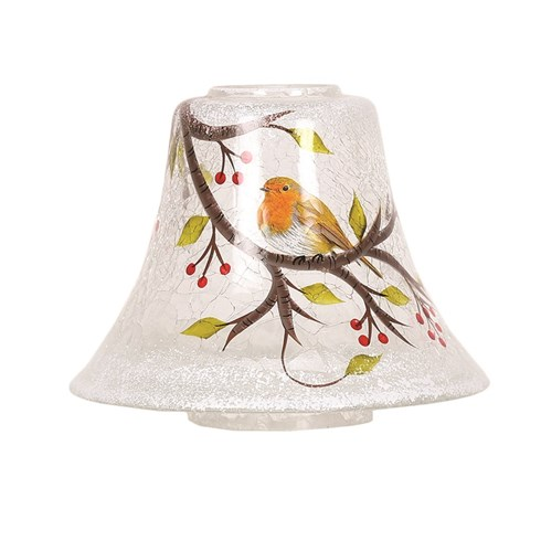 Robin Candle Jar Lamp Shade